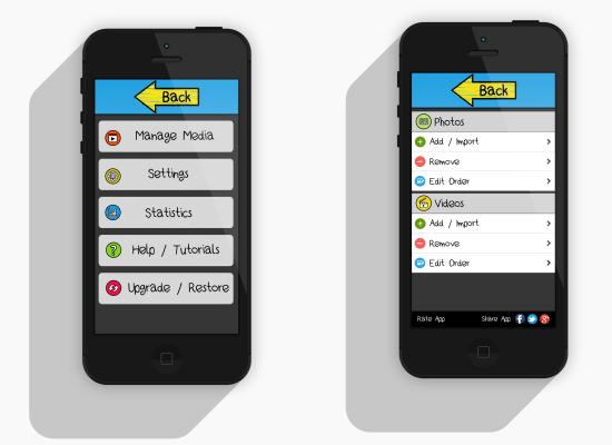 Kids Video App
